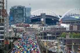 New Date Announced for Alaska Airlines Rock 'n' Roll Seattle Marathon
