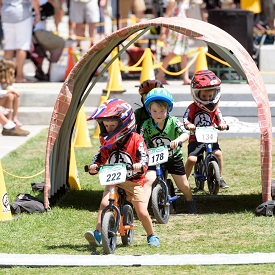 "Ohio ""Toddler Tour de France"" Welcoming Hundreds of Cute 2- to 6-Year Olds"