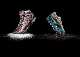 Altra's New Lone Peak 4 RSM Shoes Laugh at Rain, Snow and Mud Now; Features 100% Waterproof eVent® Fabrics