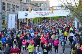 Humana Rock 'n' Roll Raleigh Marathon Kicks Off Race Weekend
