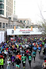 Registration Open for 2017 Rock 'n' Roll Raleigh Marathon