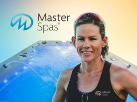 IRONMAN Champion Mirinda Carfrae joins Master Spas family and becomes the newest 'Challenger'