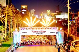 Rock 'n' Roll Las Vegas Marathon Opens Registration and Invites Runners to Take Over the Strip at Night
