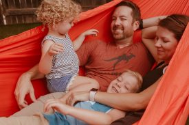 Kammok Introduces the All-New Roo Jr. and Roo Double XL Camping Hammocks