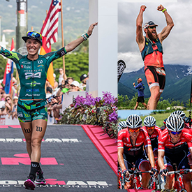 Rudy Project Celebrates Athletes' Achievements and  Breakthrough Product Launches with Year End Recap