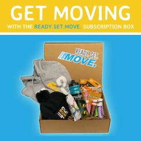 P3R Launches First-ever Premium Runner Subscription Box
