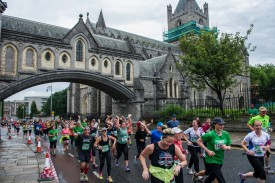 Rock 'n' Roll Dublin Half Marathon Opens 2016 Registration