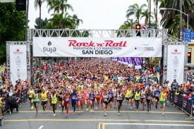 Suja Juice Returns as Title Partner of Rock 'n' Roll San Diego Marathon