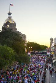 Runners are Ready to Rock Savannah