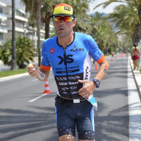 KIS Triathlon Team Head Coach and Racing Pro Scott DeFilippis Continues with Team XRCEL to Fuel His 2019 Season