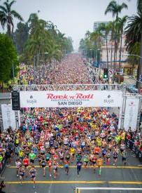 Rock 'n' Roll San Diego Marathon & 1/2 Marathon Opens Registration for 20th Annual Event