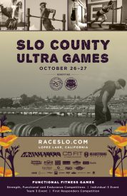 New SLO County Ultra Games Competition Added to SLO Ultra Trail Races at Lopez Lake