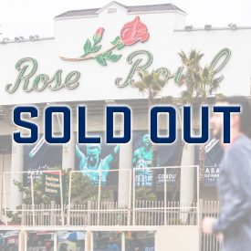 Pasadena Half Marathon at The Rose Bowl Officially Sold Out