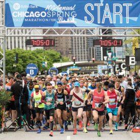 Local Elites Take the Podium at the Chicago Spring Half Marathon & 10K