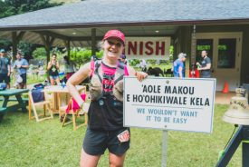 Altra Elite Sabrina Stanley Wins HURT 100 Trail Race