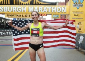 Olympian, Six National Champions to Lead Star-Studded Field at 2019 USATF Half Marathon Championships in Pittsburgh on Sunday, May 5