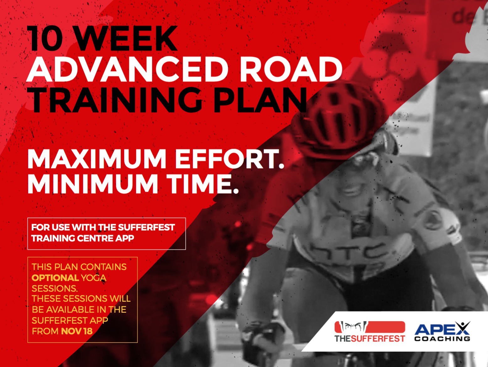 The Sufferfest Releases Free Training Plans to All Sufferfest App