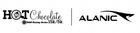 Alanic Activewear Partners with America's Sweetest Race, Hot Chocolate 15k/5k