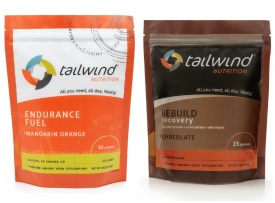 Refuel for Camber Outdoors with Tailwind Nutrition at Interbike