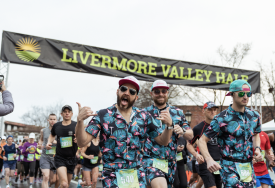 Mascot Sports' New Edition of Livermore Valley Half Marathon Brings Best of Running and Community to Downtown Livermore