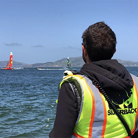 Silverback Pacific Delivers SailGP Fan and Logistics Venues May 4–5, Expands Running Industry and Experiential Marketing Partnerships