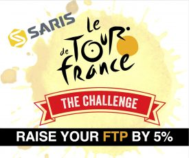Raise your FTP 5% during this Tour de France!
