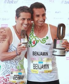 Mexicans Silva, Paredes to Rekindle Memories of Epic New York Battle at one of Life Time's Iconic Events, the 2019 Fitbit Miami Marathon and Half Marathon