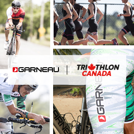 Triathlon Canada Partners with Louis Garneau for 2018