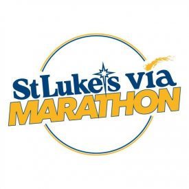 St. Luke's Named New Title Sponsor for Via Marathon