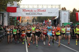The American Association for Cancer Research Returns as the Charity Title Partner of the Rock 'n' Roll Philadelphia Half Marathon