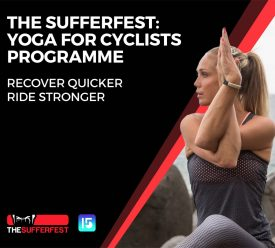 The Sufferfest Releases 10 New Yoga for Cyclists Videos