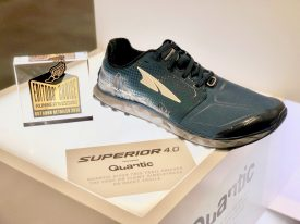 Altra's Superior 4 Wins Editor's Choice for Best Lightweight Trail Shoe From Runner's World Magazine