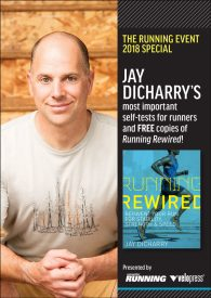 Test Your Form with Jay Dicharry at The Running Event