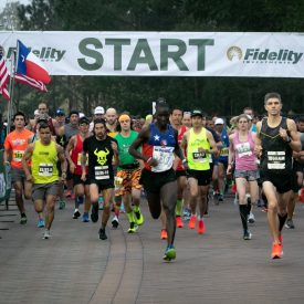 Big Run Media Extends Partnership with The Woodlands Marathon Through 2021 After Growing Registration for 2019 Event