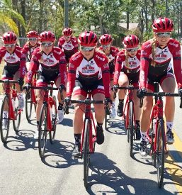 The Hottest New Team in Women's Pro Racing CONTINUES to Fuel With XRCEL