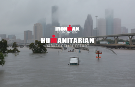 IRONMAN Foundation to Support Hurricane Harvey Recovery Efforts
