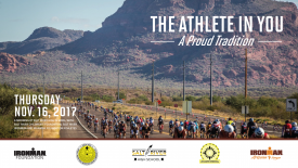 "IRONMAN Foundation and Salt River Pima-Maricopa Indian Community Team Up for ""The Athlete In You, A Proud Tradition"" Student Workshops"