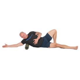 RumbleRoller Rolls Into Partnership with Mobility Expert and Founder of MobilityWOD Kelly Starrett