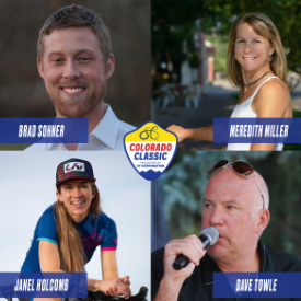 Colorado Classic® presented by VF Corporation Selects Top Announcers for 2019 Event