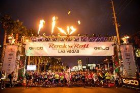 GEICO Returns as Title Partner of Rock 'n' Roll Las Vegas Marathon