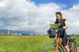 Biking Across Multiple Borders – Freewheel Holidays' Self-Guided Cycle Tours Mix 'n' Match Several Countries on One Itinerary