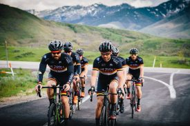 Hyland's Partners with Mi Duole Cycling Club