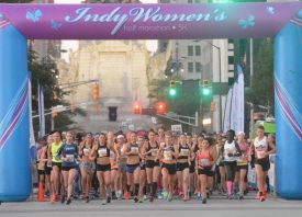 Indy Women's Half Marathon Expands Purse for 2019, Paying Cash Awards for Top 20 Half Marathon Finishers