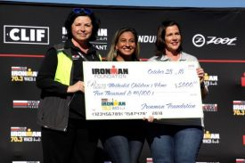 IRONMAN Foundation and Bicycle World Texas Announce $25,000 Donation