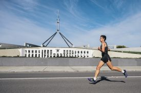 Registrations Are Off and Running for The Canberra Times Australian Running Festival