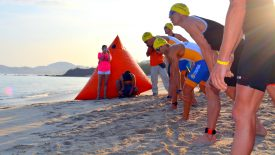 XTERRA Pan Am Tour heads to the beach in Costa Rica