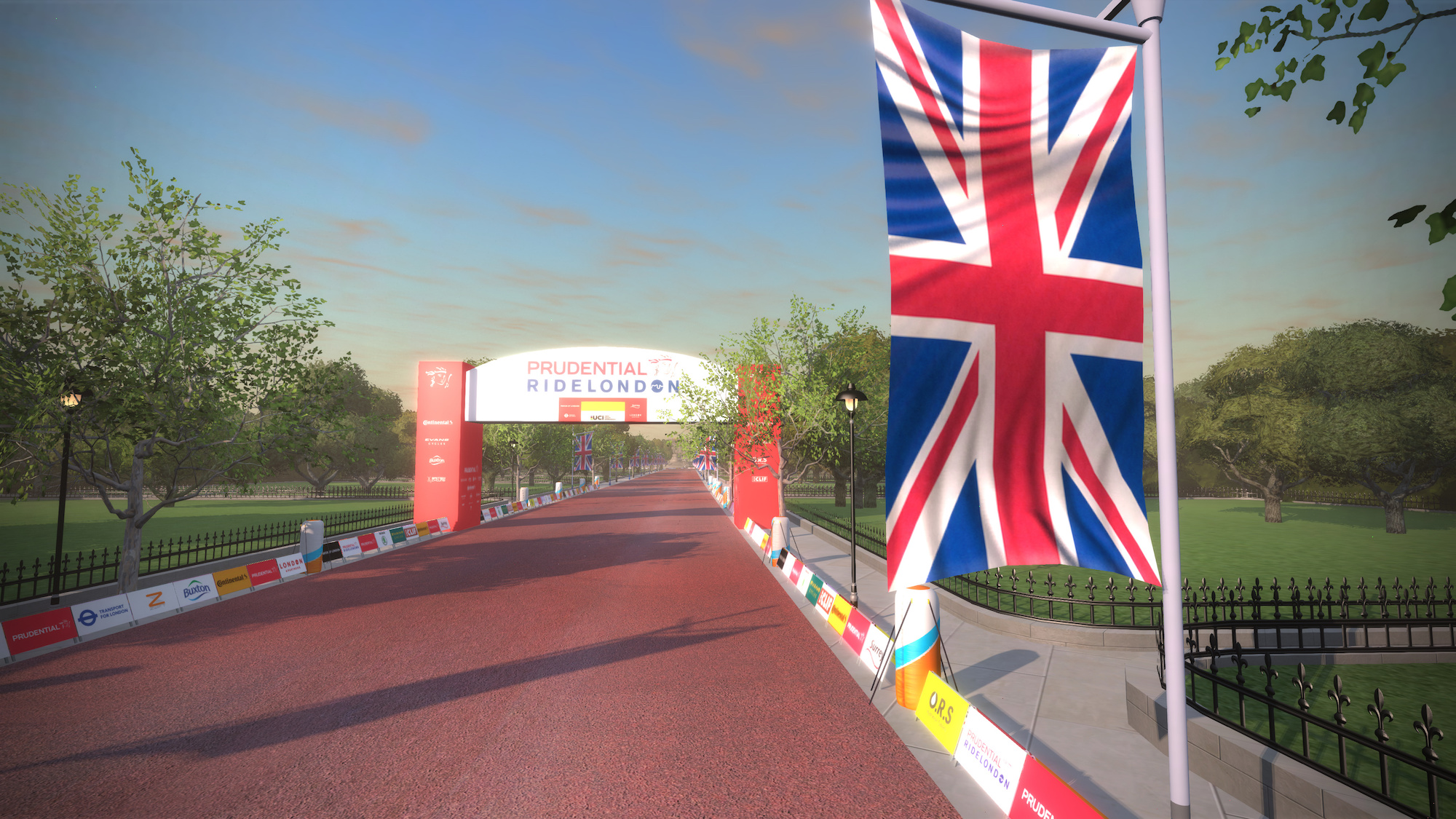 Zwift Launches New Virtual Course on the eve of Prudential