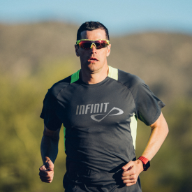 Andy Potts and INFINIT Nutrition Announce Partnership for 2017 and Beyond