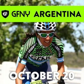 GFNY Argentina returns on November 3, 2019