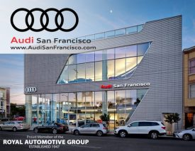 Audi San Francisco Signs On As Lead Sponsor Of Sarah Piampianos - Audi sf